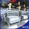 Le ce a certifié le cambouis Treament de presse de courroie d'eau usagée de filtre de la courroie Ss304