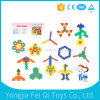 Los ladrillos de interior Zona de juegos juguete niño juguete bloques de plástico (FQ-6016)