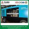 Compresor diesel grande de dos fases del tornillo de Kaishan LGCY-33/25-26/35 para la explotación minera