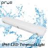 IP65 imperméabilisent l'éclairage LED de Tri-Épreuve, lumière de DEL Batten pour le stationnement de véhicule d'entrepôt