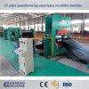 Presse hydraulique en caoutchouc de bande de conveyeur de structure de bâti
