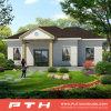 Proyecto de acero ligero prefabricado de la construcción de viviendas del chalet de la fabricación de China
