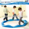 Jogos Único-Em branco do campo de jogos da ponte das crianças plásticas (HF-21906)