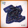 Bandanas en soie faits sur commande de mode (HYP-AF001)