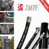 Boyau hydraulique à haute pression tressé de fil d'acier DIN En853 1sn