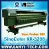 Sinocolor Xr-3208 Solvent Plotter (Xaar Proton largeur d'impression de 382 35pl Head, de 3.2 m)
