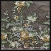 Tulle-Stickerei-Spitze-elegante Blumenstickerei-Spitze