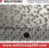 Aluminiumpanel-einzelne Platte