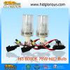 El poder más elevado OCULTÓ el bulbo H3 6000k 75W 100W del xenón
