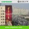 Exhibición de LED video a todo color de la publicidad al aire libre de la ventilación P10 de Chipshow