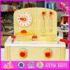 Кухня Playsets оптового младенца 2016 деревянная, способ ягнится деревянная кухня Playsets, кухня Playsets W10c202 детей деревянная