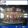 De Carrousel van de Rit van het Paard van de Apparatuur van het Vermaak van de Prijs van de fabriek vrolijk-gaan-rond voor Park