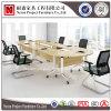 Стол конференции таблицы встречи офиса просто конструкции складывая (NS-CF007)