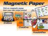 Magnet PapierA4