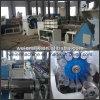 PVC에 의하여 땋아지는 강화된 정원 호스 기계