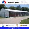 Tienda de aluminio al aire libre del partido del flanco del PVC del claro de la venta caliente