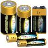 Battery alcalino (1.5V AA AAA D C 9V 12V)