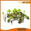 Neues Design Joyful Plastic Outdoor Playsets durch Vasia (VS2-2067A)