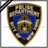 Pin Badge de Nypd Metal Police para nosotros Emblem (BYH-10016)