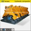 Compressor hidráulico da placa de vibração para 4-9 toneladas de máquina escavadora