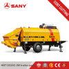 Bomba concreta do reboque da pressão Ultra-High de Sany Hbt12020c-5W 121m3/H