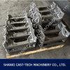 Pièces de machines d'ingénierie de parenthèse de fer de bas-de-ligne de bloc moulé d'interpréteur de commandes interactif