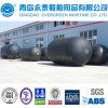 Tipo neumático defensas de goma marinas de Yokohama del acceso del vaso del barco de la nave