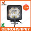 Ricambi auto LED Driving Light SUV ATV di promozione Lml-0727 27W LED Worklight 4 '' Square fuori da Road ATV Parte 27W LED Work Light