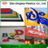 Tablero libre de la espuma del PVC de la buena calidad para hacer publicidad del tablero