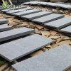 Mattonelle della parete del pavimento di finitura fiammeggiate basalto grigio del Hainan