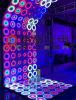 Влияние способа панели стены патента динамическое для танцевальной площадки случаев СИД свадебного банкета