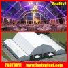 20X50mの明確で、白い多角形の多角形党結婚式の玄関ひさしのテント