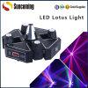 2015新製品のロータスライト多機能LED移動ヘッド