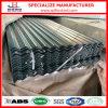 多彩な波形の金属の屋根ふきシート