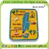 Magneti turistici del frigorifero del PVC dei regali di promozione del ricordo con gomma molle (RC-OT)