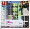 Papel antiséptico médico de papel de aluminio del uso de la esponja de Bzk del alcohol de los primeros auxilios