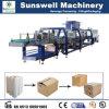 Het Gebottelde Water dat van de Machine van de Verpakking van het Drinkwater de Machine van de Verpakking van het Water Machine/Pured verpakt