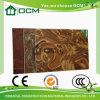 Los paneles compuestos HPL decorativos del MGO de la pared incombustible