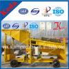 Qingzhouの移動式金の採鉱機械かトロンメルスクリーン