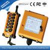 Heißer Kran-Radio Remote-Controller F23-a++ des Verkaufs-8 der Bewegungs-433MHz