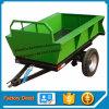 De landbouw Gesleepte Tractor van het Landbouwbedrijf van de Aanhangwagen