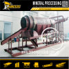 Planta de vibração da tela do cilindro do Trommel do equipamento de mineração do minério do ouro