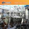 Maquinaria Lavar-Llenar-Que capsula en botella vidrio de la cerveza