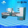 Hölzerner Stuhl-Bein-Baseballschläger, der Maschine, CNC-hölzerne drehendrehbank-Maschine herstellt