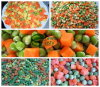 Crop novo de IQF Frozen Peas e Carrots Vegetables