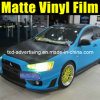Matt Blue e Carbon Fiber Vinyl Film per Car Wrap