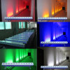 Van de Draadloze LEIDENE van de Batterij van /12ledsx18W Rgbaw+UV van de draadloze LEIDENE DMX Wasmachine van de Muur LEIDENE Lichten Bars/Wedding van het Stadium Uplights