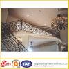 Pasamano profesional de la escalera del hierro de Wrougth del diseño