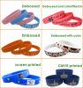 Highquality (SIB051)の製造Silicon Bracelet