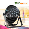 diodo emissor de luz Zoom PAR Stage Equipment de 18*10W RGBW 4in1